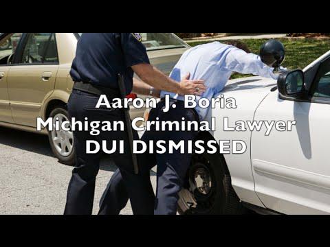 Michigan DUI Lawyer