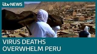 Peru's battle against coronavirus | ITV News