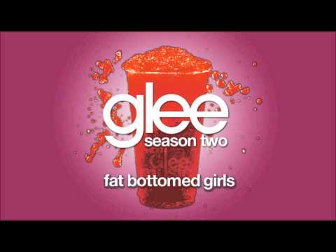 Fat Bottomed Girls | Glee [HD FULL STUDIO]