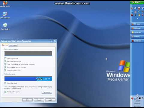 HOW to change theme  windows xp start menue colors