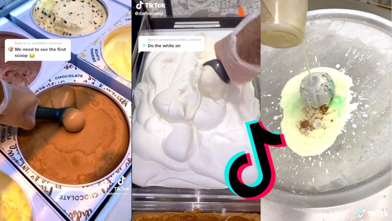 Satisfying Ice Cream pt 2 | TikTok Compilation