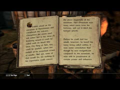 Let's Read The Poison Song, Book VII (Let's Read The Books of Skyrim, Book 320)