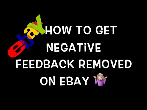 🌹😩😭I got 3 negatives on eBay!How to get negatives removed quickly & avoid them in the first place