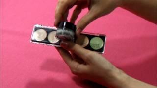Obzor Paletki Konsilerov Make Up For Ever 5 Camouflage Cream Palette
