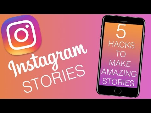 Instagram Stories Secrets - 5 hacks - Full color backgrounds, font colors & more!