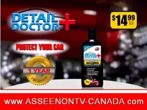 Detail Doctor - As Seen on TV Canada