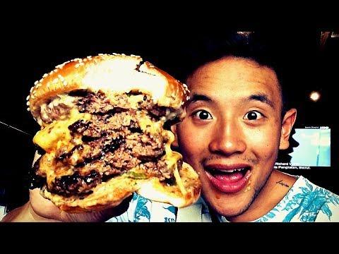 I like Quadruple Cheeseburgers !