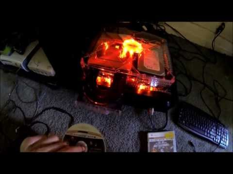 Custom Modded Original Xbox with LOTS of Hardware Mods: June 2013