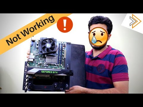 This is NOT Working? Frustrating Day with Old CPU and New GPU [ HINDI]