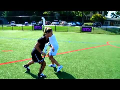 STX Women's Lacrosse - How to cut in the 8-meter with Amy Appelt