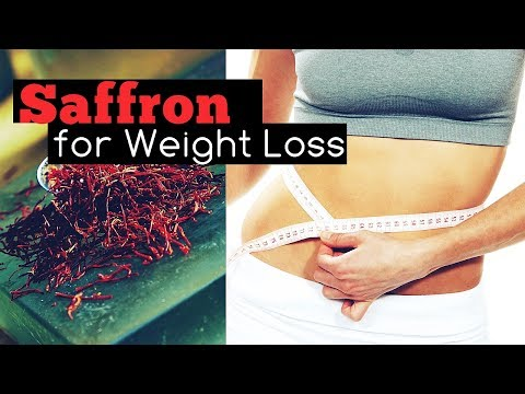 Saffron for Weight Loss: 3 Steps to Success