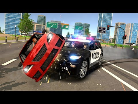 Police Car Chase - Cop Simulator (Android - iOS)