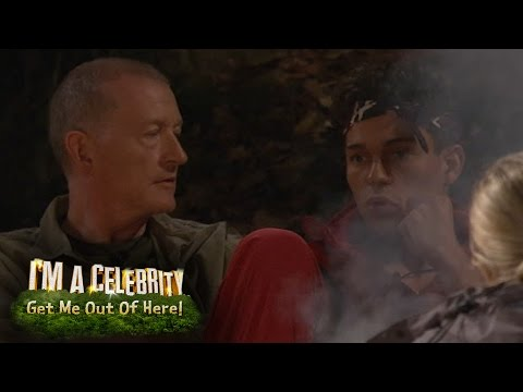 Joey Tries An Irish Accent - I'm A Celebrity Get Me Out Of Here
