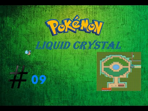 Let's Play Pokemon Liquid Crystal: Part 9 - Getting the squirt bottle.