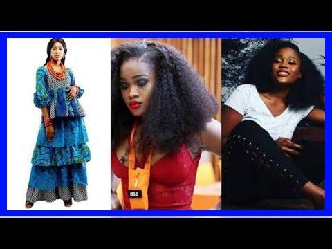 BBNaija 2018: Freeze backs Cee-c over dress from sponsor | Big Brother Naija: Double Wahala 2018