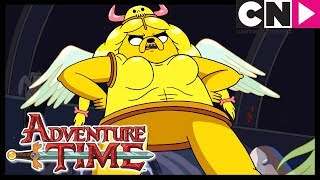 Adventure Time | Blood Under The Skin | Cartoon Network