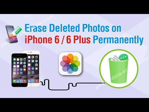 How to Simply Erase Deleted Photos on iPhone 6 / 6 Plus Permanently