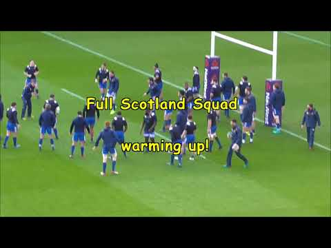 11/2/2018 Scotland vs France Before the Match