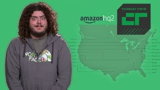 Amazon reveals 20 finalists for second HQ   Crunch Report