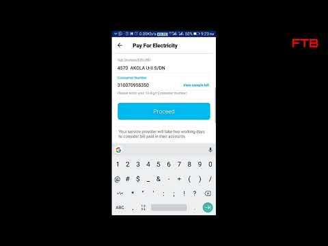 Pay electric Bill on PayTm and Get more Cash back