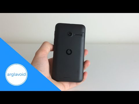 What can a £30 smartphone get you? - Vodafone Smart first 6 mobile phone review (English)