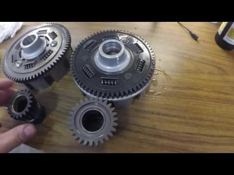 Honda 300 54% Gear Reduction Install