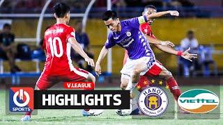 Highlights: Hoàng Đức, Rimario ghi bàn - Hà Nội & Viettel chia điểm tại Hàng Đẫy