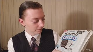 Mystery Flavor Oreo Cookies - Food Review