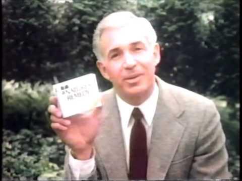 Nature's Remedy Laxative 1981