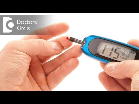 How do I know if my home  blood glucose meter is correct? - Dr. Nagaraj S