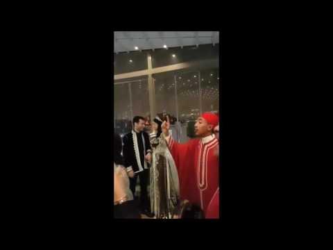 Xxx Mp4 Murat Yildirim Amp Imane ElBani Moroccan Before Wedding Ceremony 24 12 2016 3gp Sex