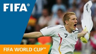 World Cup Highlights: Germany - Argentina, Germany 2006