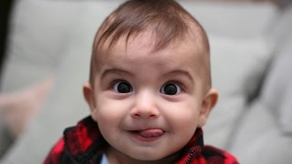 TRY NOT TO LAUGH - Most Funny Baby Videos Compilation