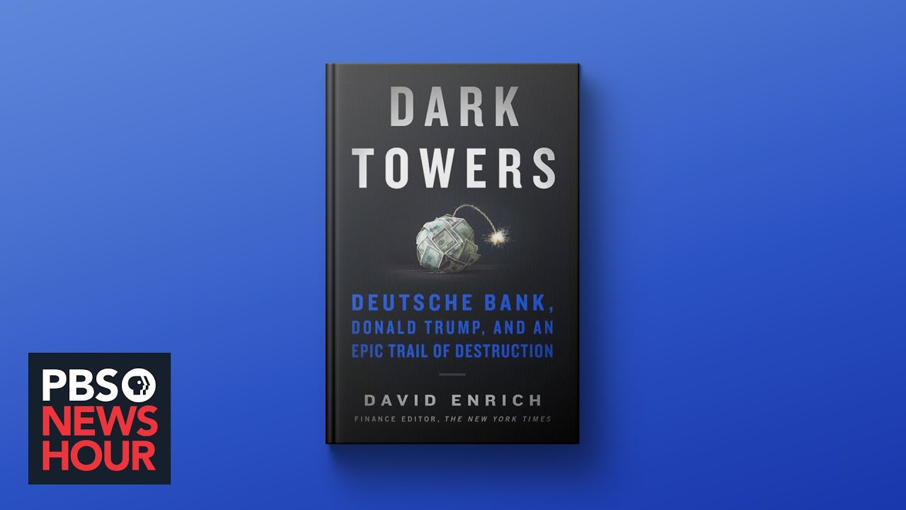 New book explores the schemes and scandals of Deutsche Bank