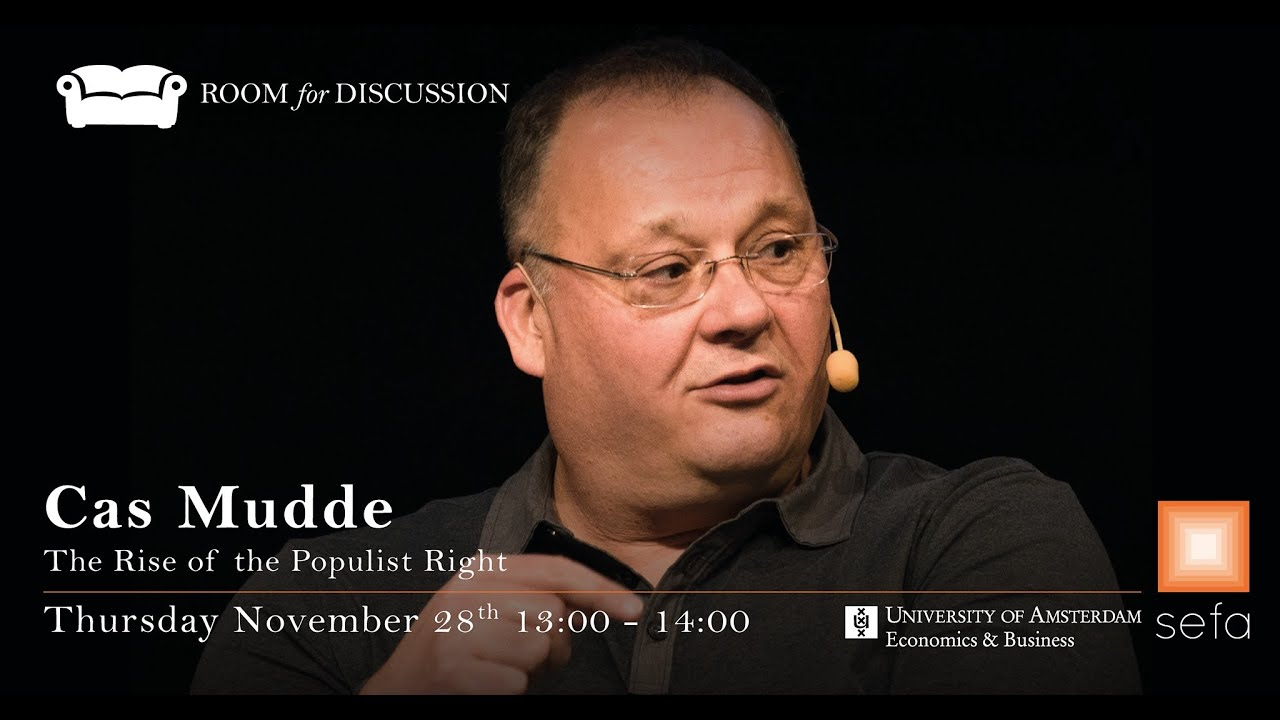Cas Mudde: Far-Right Populism