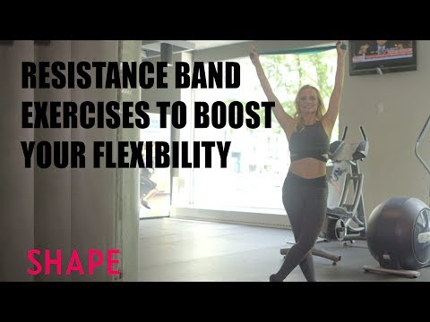 Resistance Band Exercises to Boost Your Flexibility