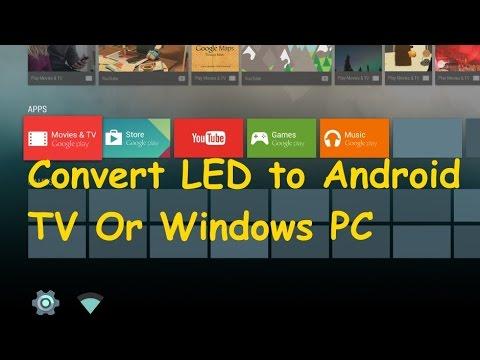 Convert any HDTV into a Smart TV Android Sticks ChromeCast