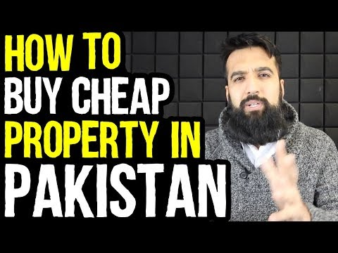 How To Buy Cheap Property In Pakistan & India | Azad Chaiwala Show