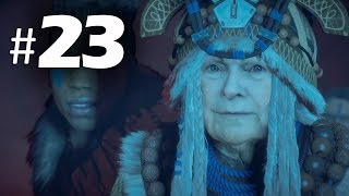 Horizon Zero Dawn Gameplay Walkthrough Part 23 - All Mother (PS4 Pro)