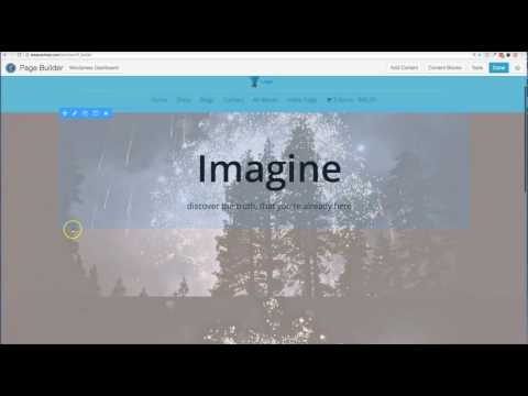 How to make banner images responsive-  Background images