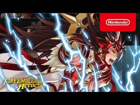 Fire Emblem Heroes - Legendary Hero (Ryoma: Supreme Samurai)