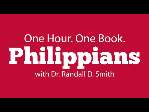One Hour. One Book: Philippians