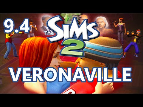 Let's Play The Sims 2 Veronaville [Part 9.4] The Summerdream Family: The Werewolf Curse!
