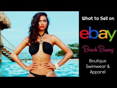 Hot Brand to Sell on eBay:  Beach Bunny Swimwear and Apparel