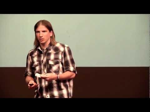 Walking across America: Nate Damm at TEDxClaremontColleges