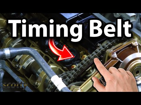 How to Check a Timing Belt or Timing Chain in Your Car