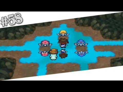 Pokémon Black & White 2 - Catching The Mystical Guardians! Uxie,Mesprit & Azelf!