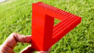 Incredible Lego illusions by Zach King