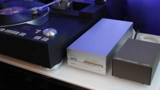 МС Усилитель Denon Ha-1000   Audio-technica At33e