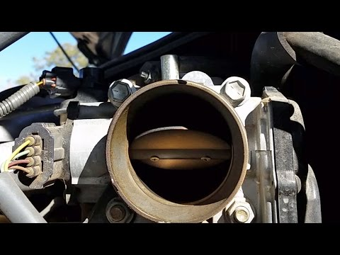 Camry Idle Fix - Toyota Lexus